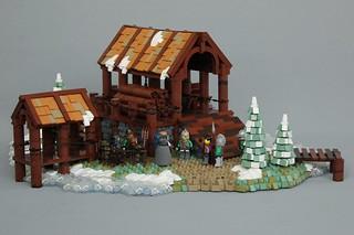 Riverwood Watermill