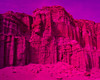 red rock canyon (xpro). mojave desert, ca. 2017. (eyetwist) Tags: eyetwistkevinballuff eyetwist redcliffs redrockcanyon mojavedesert california landscape fotoman 45ps fujinon 150mm fuji provia 100 fotoman45ps fujinonw150mmf56 fujiprovia100rdp2 film emulsion ishootfilm ishootfuji xpro cross processed crossprocessed e6c41 filmexif iconla epsonv750pro lenstagger 4x5 largeformat analog analogue sheetfilm heatdamaged colorshift magenta saturated contrast expired rdp rdp2 arid highdesert america damaged kern county mojave desert 14 rugged badlands redrock jawbone cantil elpasomountains canyon