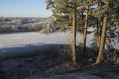 _MAL3393 (Markoliini) Tags: nikon d800e tamron 1530 luonto natur nature landskap maisema lumi snö lake sjö järvi