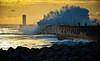 Storm... (vmribeiro.net) Tags: porto portugal foz douro oporto storm tempest wave lighthouse farol felgueiras nikon d7000