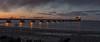 Pont de Saint-Nazaire (Didier Ensarguex) Tags: chantierdel'atlantique portique 44 pontdesaintnazaire loireatlantique bretagne breizh canon 5dmarkiv 2470l28 reflet réflexionreflet mer saintnazaire didierensarguex heurebleue heuredorée nuit