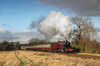 13065 at Woodthorpe GCR (FlyingScotsman4472) Tags: lms hughes fowler crab 13065 gcr great central railway winter steam gala 26th january 2018 woodthorpe