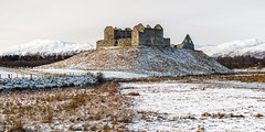 Wintery Barracks (Stoates-Findhorn) Tags: 2018 highland scotland winter mountains hills barracks ruthven snow unitedkingdom gb