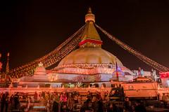 Boudha, Kathmandu, Nepal (Sajivrochergurung) Tags: nepal travel religion