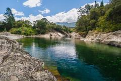 River - Golden Bay (H C N) Tags: goldenbay holidays newzealand landscape river