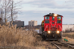 Behind the Scenes (Dan A. Davis) Tags: raritancentral rcry rc1 railroad shortlinerailroad train locomotive freighttrain edison nj newjersey ltex gp382 sw1500