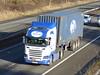 KU64DHK (47604) Tags: scania ku64dhk 2310 maritime logistics m42 lorry truck hgv artic container