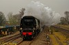 BoB To The Cotswolds. (Duty Druid) Tags: 34067tangmere steamlocomotive britishrailways nikond7000