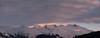 Sun is coming (MF[FR]) Tags: snow mountain peak winter snowy sky clouds cold trees outdoors neige nuage montagne mont blanc alpes alps savoie bourg saint maurice les arcs 1800 la rosière samsung nx1 panorama matin morning sunrise levé de soleil