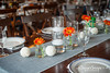 GingerSnaps-1443 (sugarsnapobx) Tags: obxwedding beachwedding pineislandlodge sugarsnapobx sugarsnapevents dayofcoordination centerpieces candles orange gray