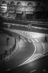 S T R E E T (faisy5c) Tags: 5ccha faisy5c nikonafs18105mm d7100 nikond7100 nikon rushhour traffic overpass publictransport lighttrail station semaphore road expressway trafficlight intersection likestreak