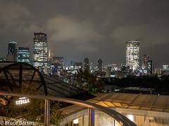 180202 B'day party @ Stella-02.jpg (Bruce Batten) Tags: night locations plants urbanscenery honshu cloudssky atmosphericphenomena buildings subjects tokyo japan minatoku tōkyōto jp reflections