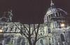 1990 london st. paul's 002 (francois f swanepoel) Tags: 1990 architecture cathedral church churchofengland englishbaroque gothamcity gothic london nightstuff religion retro saintpaul saintpauls slidescans stpauls unitedkingdom