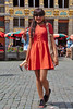 (Debarshi Ray) Tags: belgium brussels canon canoneos70d tamron tamronaf18270mmf3563 city summer square grotemarkt grandplace street dress wife girlfriend girl lady woman female pretty beautiful naughty sexy sunglasses glasses people brunette bag hair smile lips legs knee shoes black building windows shop arm hands nails toes feet