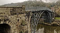 The Iron Bridge, Shropshire (Patrick Cray) Tags: bridge england riversevern shropshire spring nikon