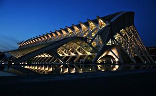 Valencia - Príncipe Felipe Science Museum
