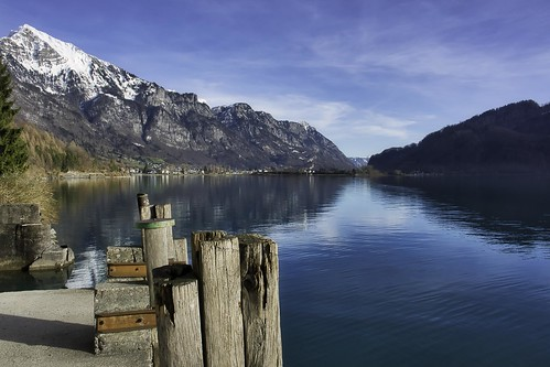 "Lake Walensee • <a style=""font-size:0.8em;"" href=""http://www.flickr.com/photos/42341582@N06/39033397725/"" target=""_blank"">View on Flickr</a>"