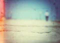 Les lacs artificiels (Mister Blur) Tags: sisal yucatán méxico dock muelle low pointofview shallow depthoffield bokehism bokeh forlife blur background silhouette melancholy mélancolie melancolía blue sky love story lacs artificiels lagrandesophie snapseed nikon d7100 35mm f35