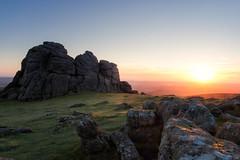 Haytor (Rich Walker75) Tags: haytor dartmoor devon sunrise landscape landscapes landscapephotography landmark landmarks sun morning dawn outdoor canon eos100d efs1585mmisusm eos england