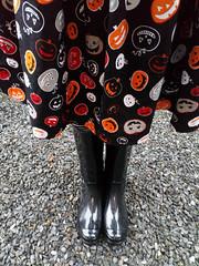 Photo of the day: 20.1.2018 (House Of Secrets Incorporated) Tags: sewing handmade diy footwear boots rainboots asos hm legwear tights pumpkin jackolantern halloween photooftheday photooftheday2018 aphotoaday2018 dailyphoto dailyphoto2018 dailyphotography dailyphotography2018 dailyphotograph blog blogger blogging kittensandsteamlivejournalcom kittensandsteamblogspotcom instagramkittensandsteam twitterhildebcm belgianblogger