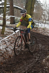DSC_0456 (sdwilliams) Tags: cycling cyclocross cx misterton lutterworth leicestershire snow