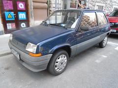 1993 Renault 5 (Alpus) Tags: renault 5 budapest hungary rare car french september 2016 cinq