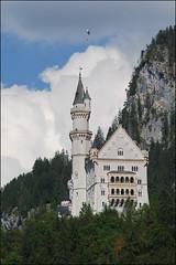 Castillo de Neuschwanstein (Schwangau, Alemania, 19-7-2016) (Juanje Orío) Tags: 2016 schwangau neuschwanstein baviera alemania germany deutschland castillo castle palacio palace schloss