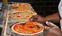 Piza e Vino grub, Western Cape