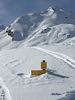 Itinéraire du Lac du Lou: beaucoup de neige (-Skifan-) Tags: itinã©rairedulou lesmenuires offpiste skifan 3vallées les3vallées itinérairedulou