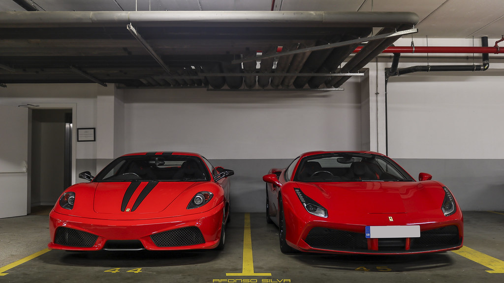 The World S Best Photos Of 430scuderia Flickr Hive Mind