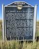 The Sidney-Black Hills Trail Marker (Box Butte County, Nebraska) (courthouselover) Tags: nebraska ne nebraskahistoricalmarkers boxbuttecounty nebraskapanhandle greatplains