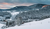 A new day (Guido de Kleijn) Tags: schwarzwald blackforest baiersbronn baierbronnschwarzenberg landkreisfreudenstadt sunrise snow sneeuw schnee sonne nikond500 nikon1680f28 landscape landshaft guidodekleijn winter