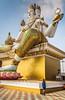 Statue at Wat Saman Rattanaram, Thailand (d@mienR) Tags: canoneos5dmarkii travel smugmug ef1635f28liiusm thai canon 5dii flickr thailand