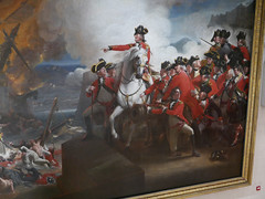 Defeat of the Floating Batteries at Gibraltar, 1782. (1783 - 91). Guildhall Art Gallery. London. 13th Jan '18. P1930763 (Imagine Bill) Tags: london guildhallartgallery defeatofthefloatingbatteriesatgibraltar 1782 johnsingletoncopley
