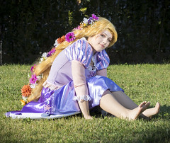 _MG_5116 (Mauro Petrolati) Tags: gumiku cosplay cosplayer romics 2017 rapunzel disney