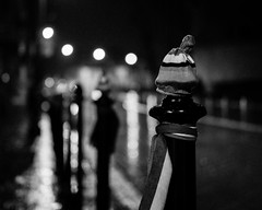 So cold, Wawel, Krakow (f/me) Tags: poland fujifilm xt2 fuji nostalgia blackandwhite bw atmospheric mood night winter cold hat fence wawel krakow kraków