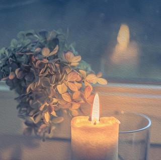 Flame of Van Gogh