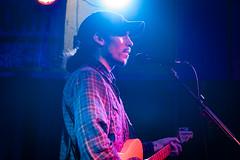 Roger Harvey (jmcguirephotography) Tags: punk indie emo folk acoustic live concert guitar looseys gainesville florida canon canon40d 40d rogerharvey