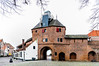 Vischpoort (DC P) Tags: vischpoort vispoort harderwijk city gate historical wall lighthouse national heritage old historic history fish adventure a7rii architecture angle beautiful canon color dof explore haven h holland ngc netherlands nederland outside pov street streetview travel urban view village water world building