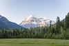 Mt. Robson (Chuck - PhotosbyMCH) Tags: photosbymch landscape mtrobson mountrobsonprovincialpark rockymountains canadianrockies britishcolumbia canada 2017 canon 5dmkiv rainbowrange yellowheadhighway mountains trees snow outdoors