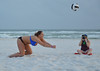 Going for it and shot from both sides (radargeek) Tags: florida okaloosaisland beach shootingtheshooter volleyball march 2017 sand fl photographer bikini camera