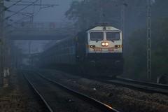 JP - SC Exp. (B V Ashok) Tags: 40395 wdp4d kjm krishnarajapuram emd swr scr alwal alw nwr jpsc jaipursecunderabad 19713 express greatphotographers