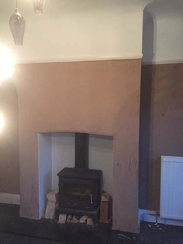 plastercore.co.uk Fireplace After