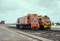 8001J-04 (Geelong & South Western Rail Heritage Society) Tags: aus australia cclass forrestfield westernaustralia xclass