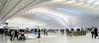 WTC Station (López Pablo) Tags: station wtc panorama urban manhattan new york white nikon d7200 people oculus