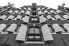 Shutters (genf) Tags: brouwersgracht amsterdam nederland netherlands luiken shutters hatchways black white zwart wit zwartwit blackwhite groothoek wideangle sony a99ii tamron 1530mm upstairs omhoog outdoor cloudy buiten bewolkt