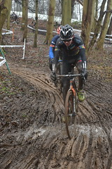 DSC_0526 (sdwilliams) Tags: cycling cyclocross cx misterton lutterworth leicestershire snow