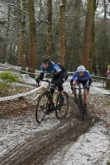 DSC_0043 (sdwilliams) Tags: cycling cyclocross cx misterton lutterworth leicestershire snow