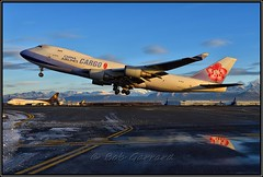 B-18722 China Airlines Cargo (Bob Garrard) Tags: b18722 china airlines cargo boeing 747 747f anc panc