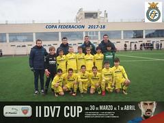 VIII Copa Federación Benjamín Fase* Jornada 5